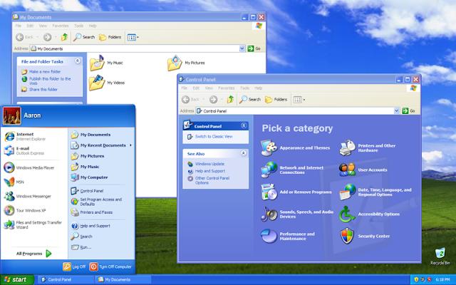 2001  Windows XP