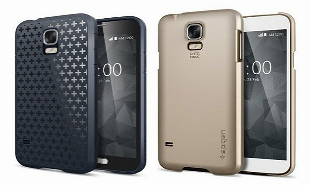 Different Types of Samsung S5 Cases