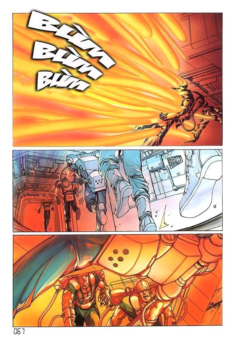 Cyber Weapon Z - Siêu Thần Z chap 4 - Trang 26