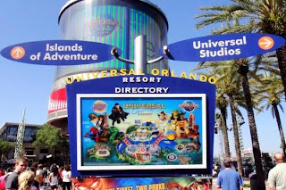 Universal Orlando Resort (Best Honeymoon Destinations In USA) 2