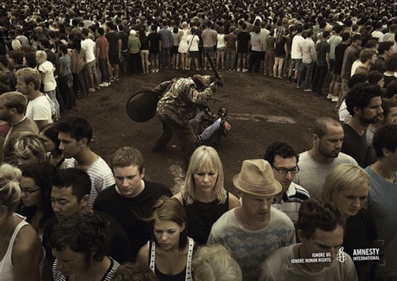street beating | Ignoring people