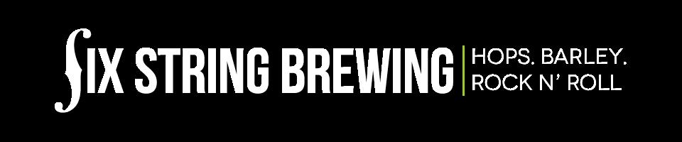 Six String Brewing: Hops, Barley, Rock n' Roll