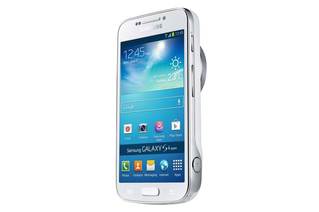Samsung GALAXY S4 Zoom release date and review