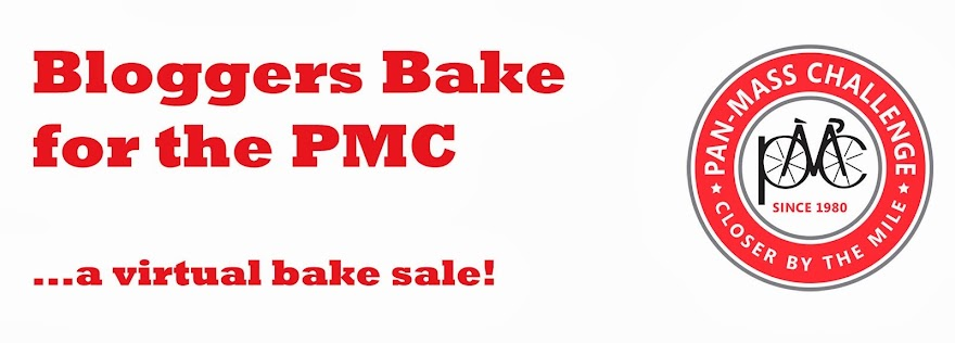 Bloggers Bake for the PMC