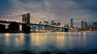 Brooklyng Bridge Wallpaper