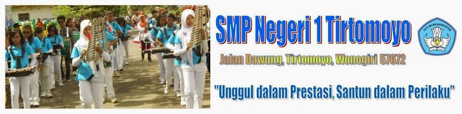 SMPN 1 Tirtomoyo Kabupaten Wonogiri