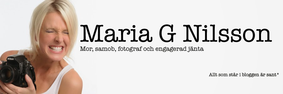 Maria G Nilsson