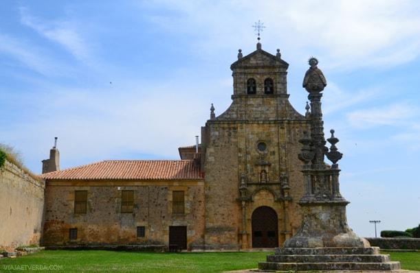 Ermita del Miron en Soria, España. Por Viaja et Verba
