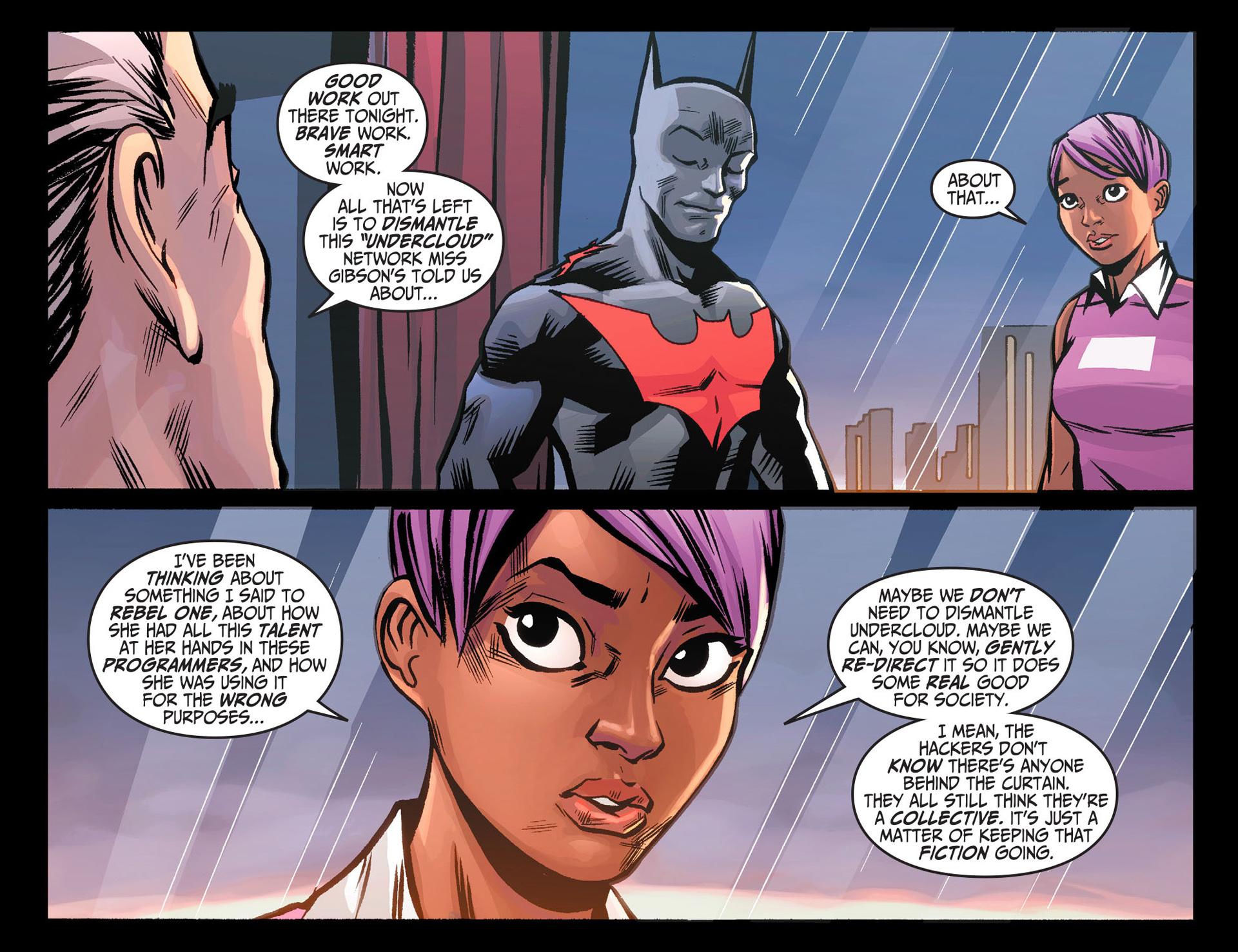 Batman Beyond (2012) Issue #26 #26 - English 17