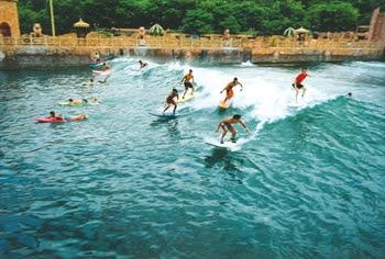 Tempat Menarik Dan Percutian Di Selangor - Sunway Lagoon Water Park