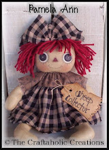 """Pamela Ann ~ 12"""" doll"""