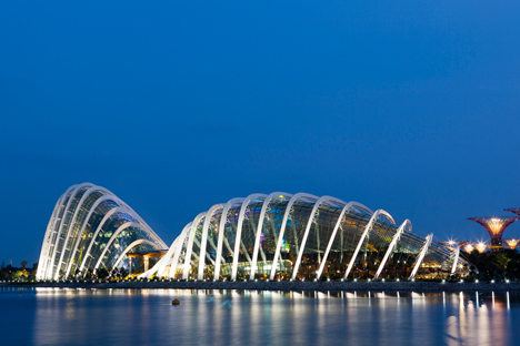 Arsitektur Hari Ini And Future Gardens By The Bay World