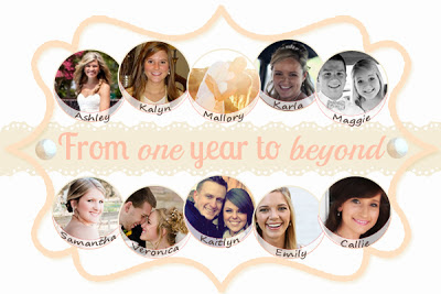 Newlywed Bloggers Linkup