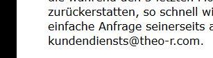 Tippfehler auf der Meister Theodor Website
