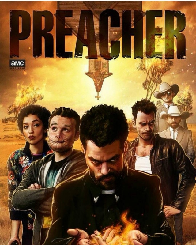 Gã Mục Sư Tội Lỗi Phần 2 - Preacher Season 2 (2016)