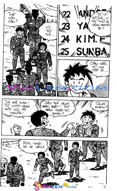 Jindodinho - Đường Dẫn Đến Khung Thành III  Tập 47 page 9 Congtruyen24h