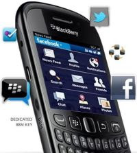 BlackBerry Davis a.k.a Curve 9220