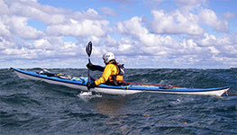 Sea/Tour Kayaking Equipment