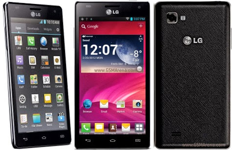 Lg Optimus 4X HD P880  Latest Firmware