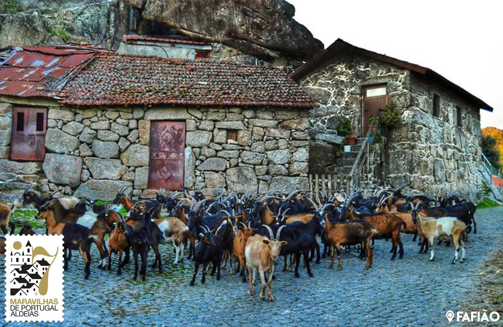Aldeias de Portugal -       7 Maravilhas