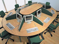 traditional call centre cluster