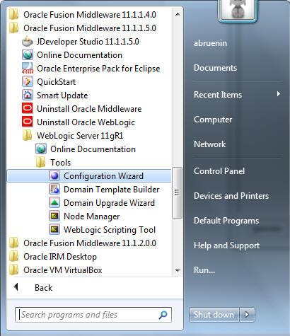 Oracle Fusion Middleware Deutsch: Servlet Clustering Beispiel ...