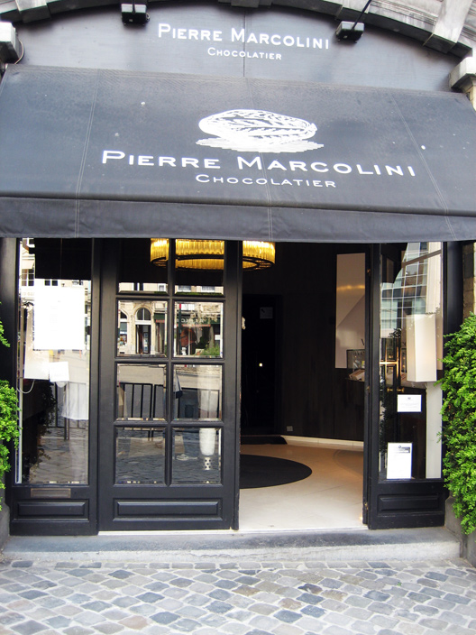 food enthusiast: Pierre Marcolini : Brussels, Belgium