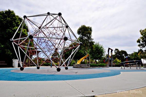 Fagan Park playground