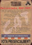 FELICITATS SAP-UGT!
