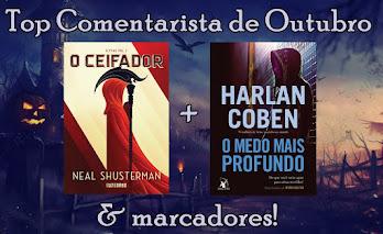 #Top Comentarista - Outubro!