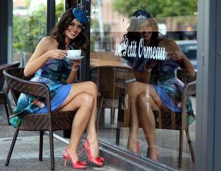 Miss Northern Ireland 2011 Finola Guinnane