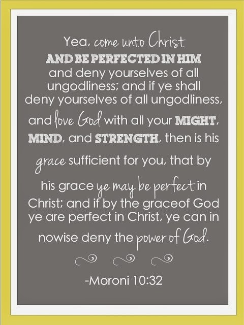 Mission Scripture