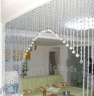 ps loose beads door curtain, Ps Loose Beads Door Curtain, Printed