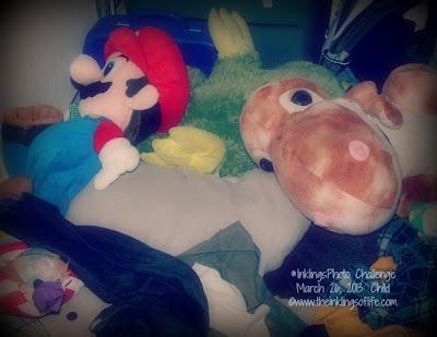 Child's Messy Room