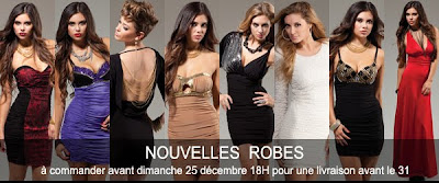robes de nouvel an