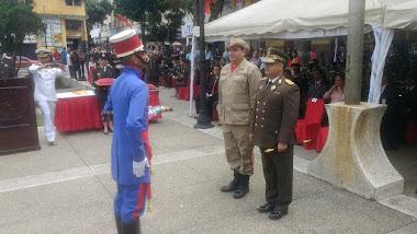 Honran en Mérida el ideal libertario de la Batalla de Carabobo