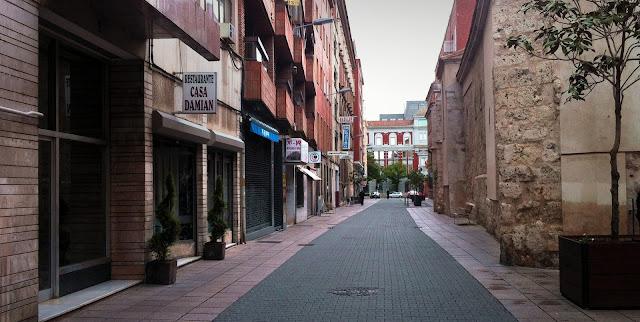Calle Ignacio Martínez de Azcoitia, 2012 (cc) Abbé Nozal