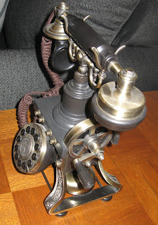 steampunk phone