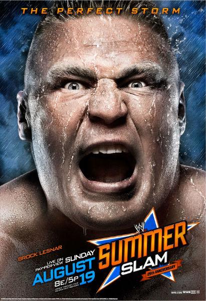 WWE Summer Slam 2012