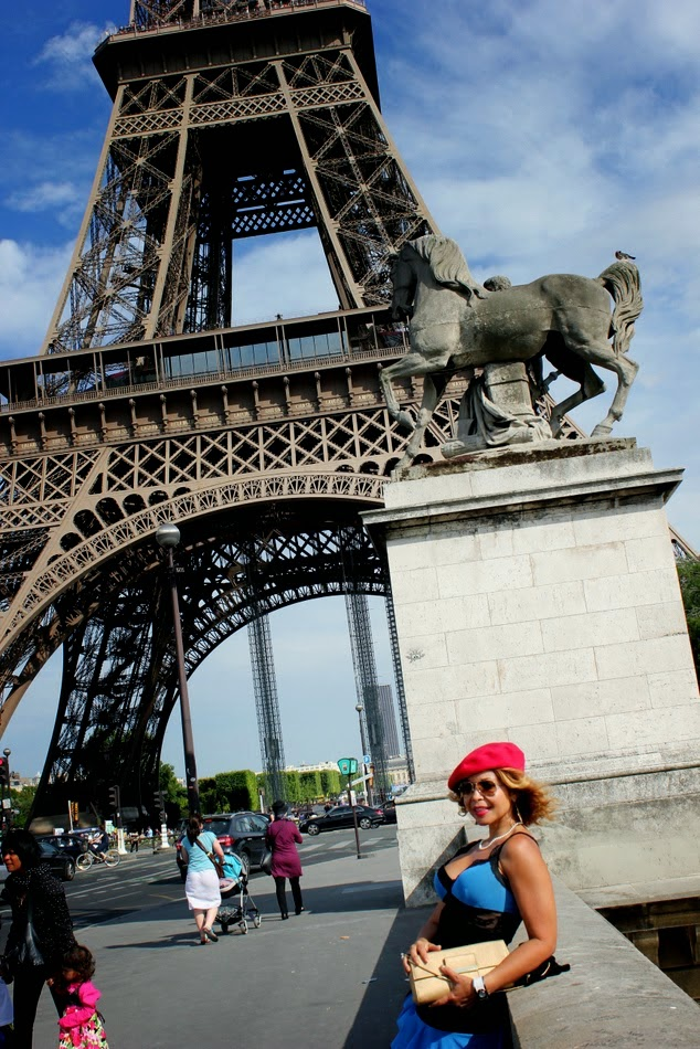 ¡La Magia de Paris!