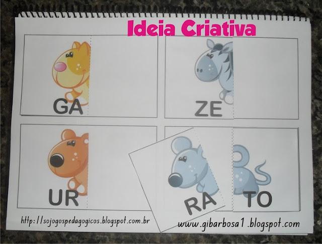 Jogo -pedagógico-duas-sílabas-animais