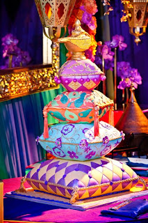 Sonal J. Shah Event Consultants, LLC: Over the Top Wedding Cakes