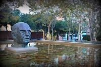 Los cuatro parques. Parque Pablo Ruiz Picasso. Leganes. Abuelohara