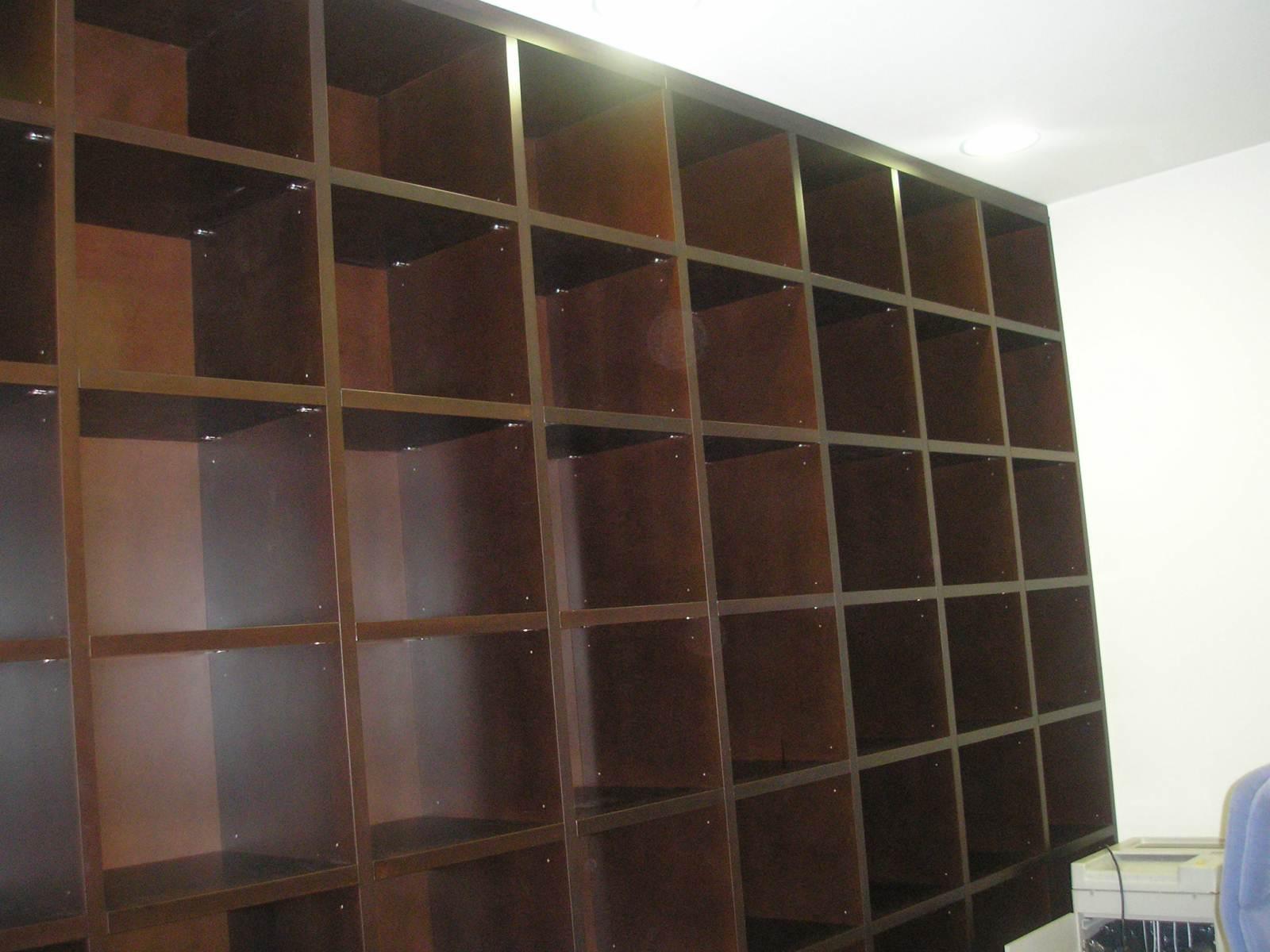Biblioteca para despacho de abogados muebles cansado - Fotos despachos abogados ...