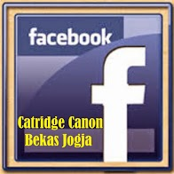 LIKE FB CARTRIDGE CANON BEKAS JOGJA