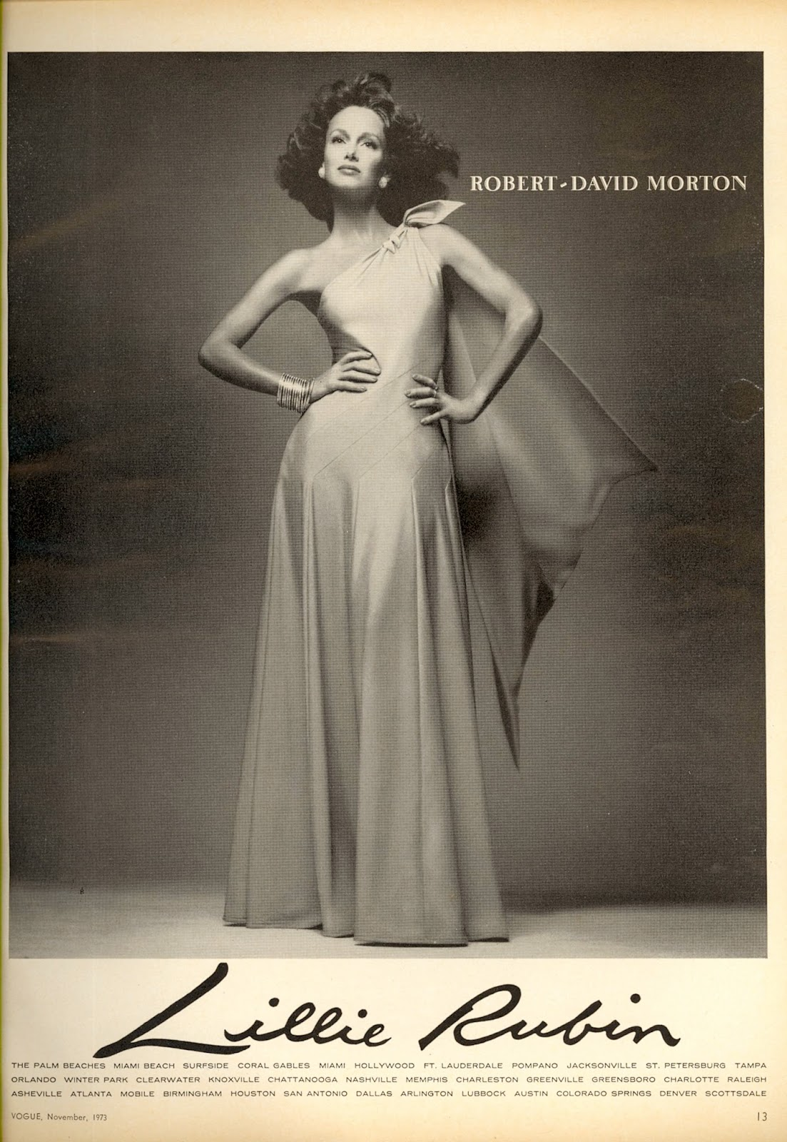 To Dress Vintage For The Gal That Loves Fashion: Lillie Rubin ...
