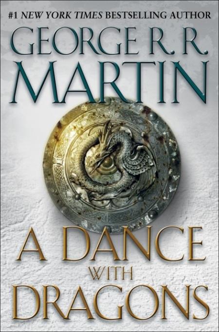 DOCTOR WHO Y JUEGO DE TRONOS, ENTRE LOS NOMINADOS A LOS ... A Dance With Dragons Audiobook Cover