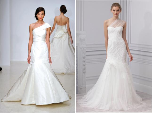 fashion wedding dress trends spring