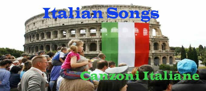 Italian Songs Canzoni Italiane