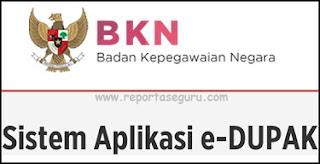 Penjelasan Lengkap BKN Tentang Tujuan Penggunaan Sistem Aplikasi e-DUPAK